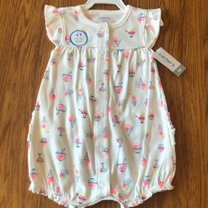 SALE! NWT! Carter's Adorable Jumper!